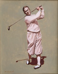 Bobby Jones Swinging