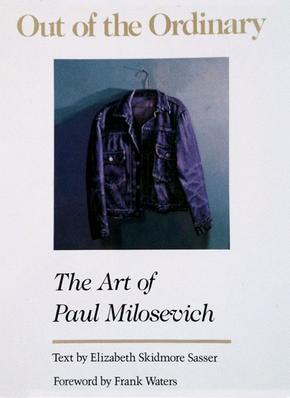 Out of the Ordinary - The Art of Paul Milosevich - Books & More